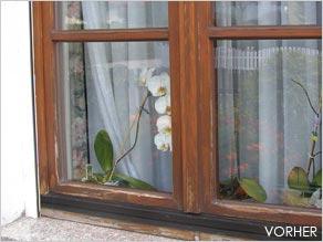Fenster blue s fenstersanierung mit aluverkleidung - Holzfenster streichen mit lasur ...